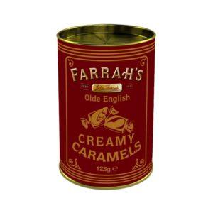 Creamy Caramels