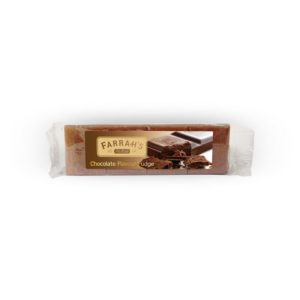 CHOCOLATE FLAVOUR FUDGE BAR