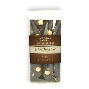 Salted Hazlenut Dark Chocolate