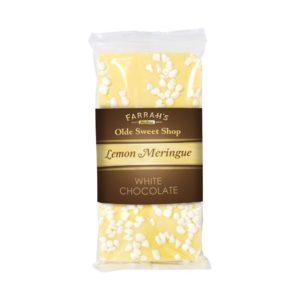 White Chocolate Lemon Meringue