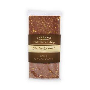 Milk Chocolate Cinder Crunch