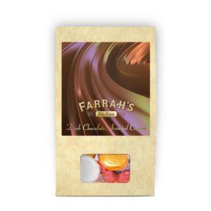Dark Chocolate Assorted Cremes
