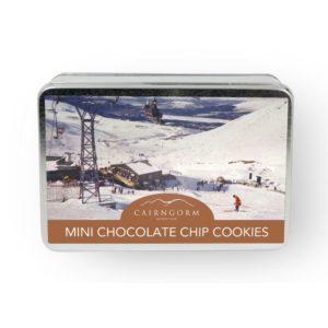 MINI CHOCOLATE CHIP BISCUITS