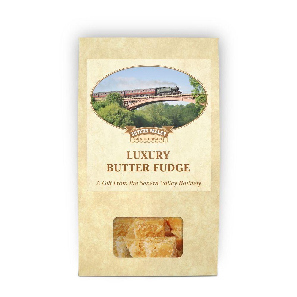 LUXURY BUTTER FUDGE (18%)
