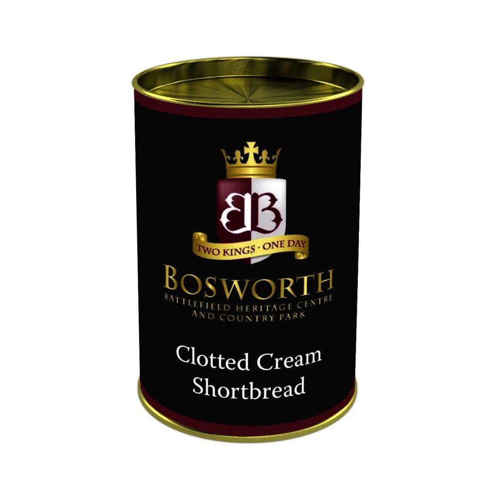 Clotted Cream Shortbread