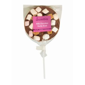 INFUSION ROCKY ROAD MILK CHOCOLATE