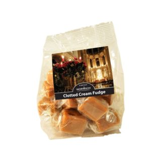 CLOTTED CREAM FUDGE (WRAPPED)