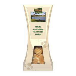 WHITE CHOCOLATE HANDMADE FUDGE