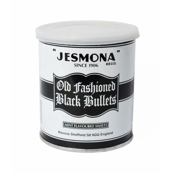 JESMONA OLD FASHIONED BLACK BULLETS