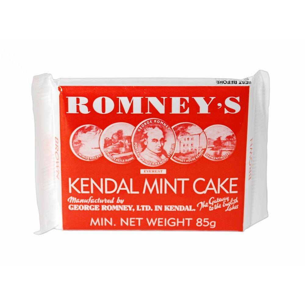 MEDIUM BROWN MINT CAKE