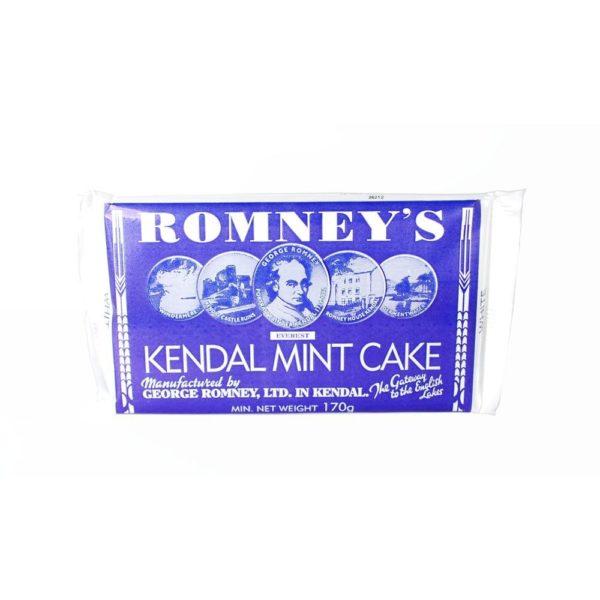 LARGE WHITE MINT CAKE