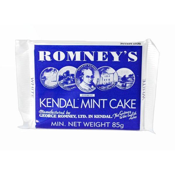 MEDIUM WHITE MINT CAKE