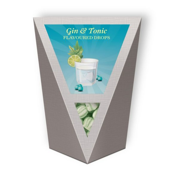 COCKTAIL GIN & TONIC DROPS