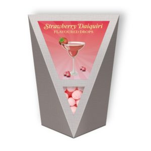 COCKTAIL STRAWBERRY DAIQUIRI DROPS