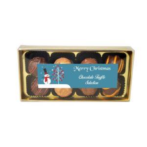8 CHOCOLATE TRUFFLE SELECTION