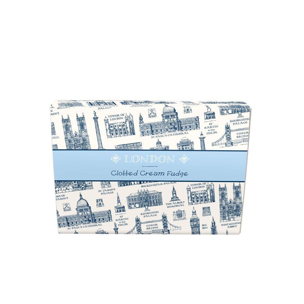 TEMPLE ISLAND LONDON HERITAGE - CLOTTED CREAM FUDGE