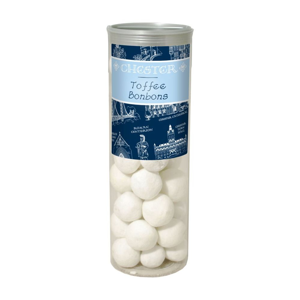 TEMPLE ISLAND CHESTER HERITAGE - TOFFEE BON BONS