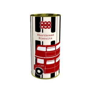 TEMPLE ISLAND RED BUS - CLOTTED CREAM S/BREAD