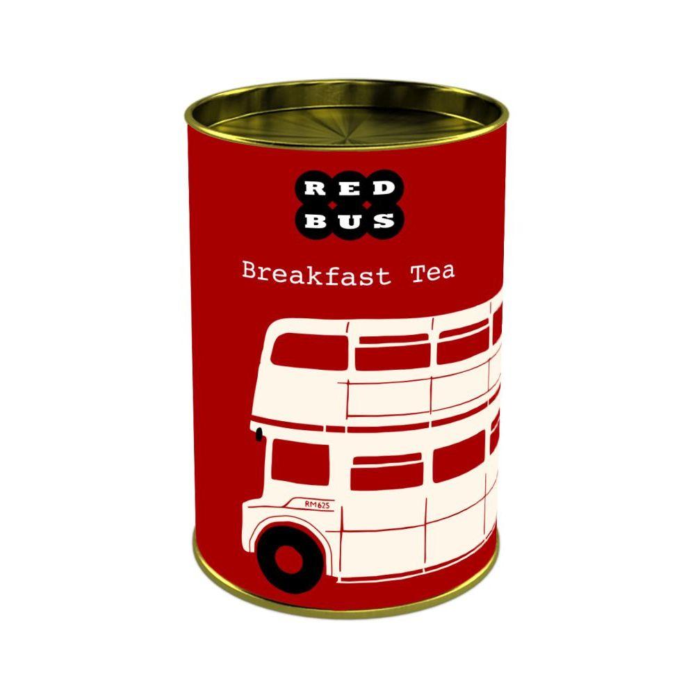 TEMPLE ISLAND RED BUS - PREMIUM TEA