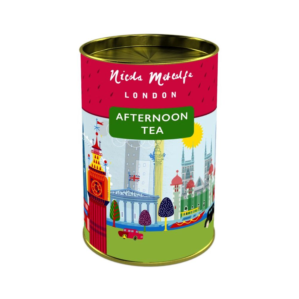 TEMPLE ISLAND METCALFE - PREMIUM TEA