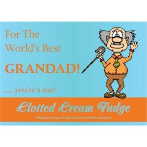 WORLDS BEST GRANDAD