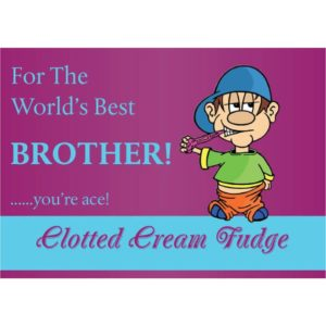 WORLDS BEST BROTHER