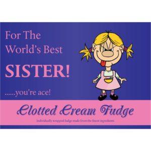 WORLDS BEST SISTER