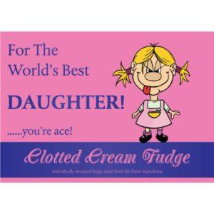 WORLDS BEST DAUGHTER