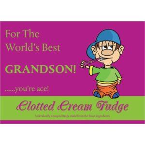 WORLDS BEST GRANDSON