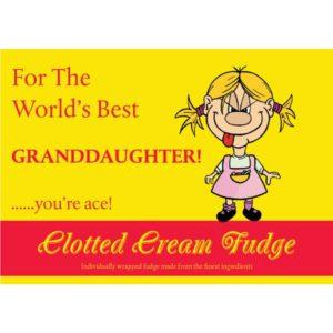 WORLDS BEST GRANDDAUGHTER