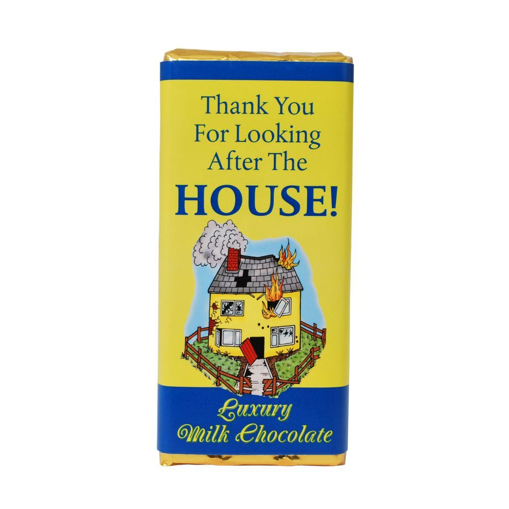 THANK YOU HOUSE