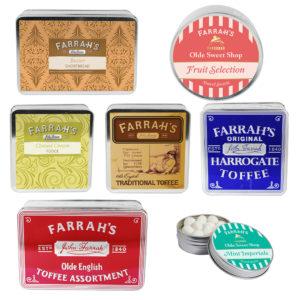 Farrahs Tin